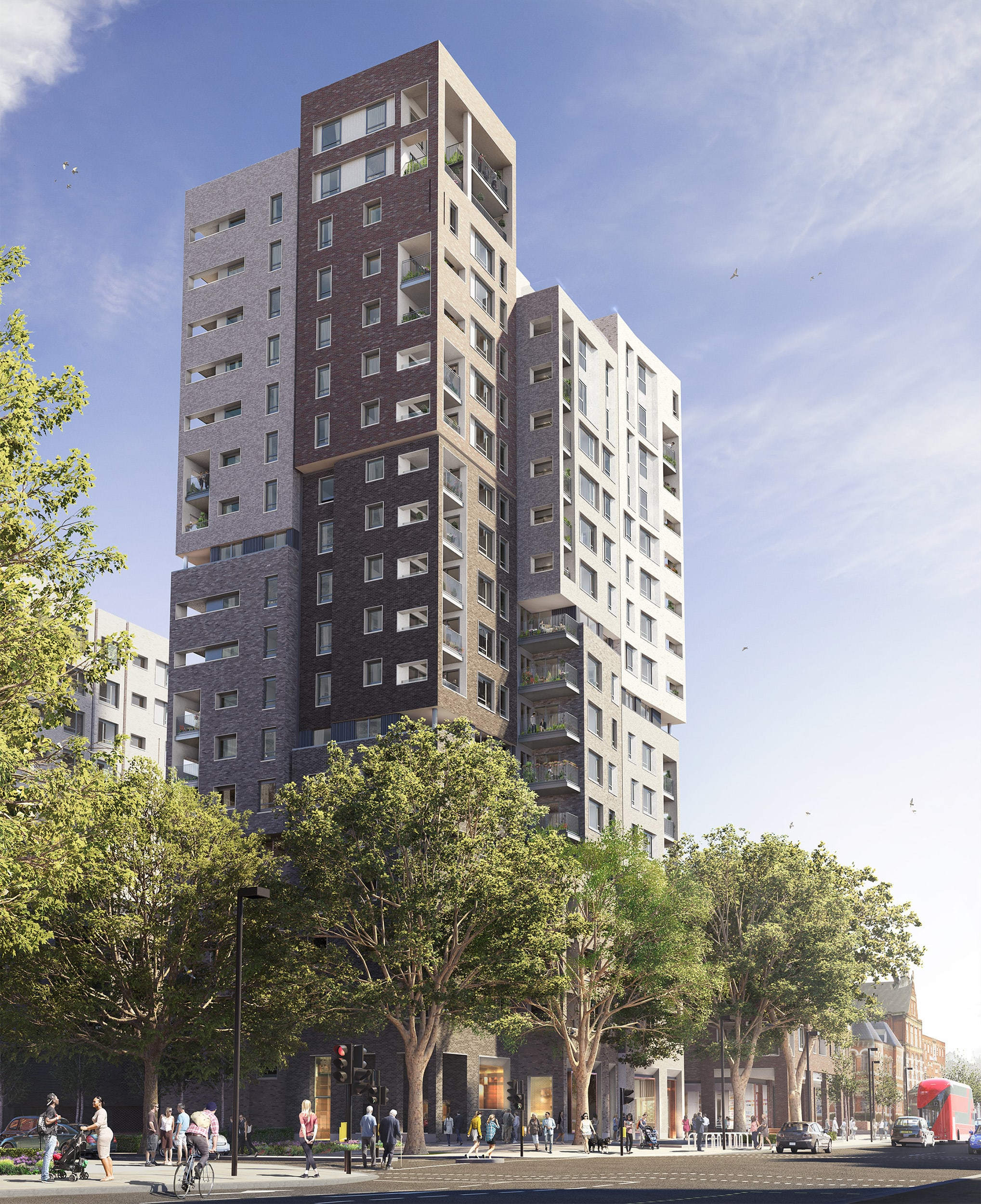 Mansion Grove Apartments: West Grove, London