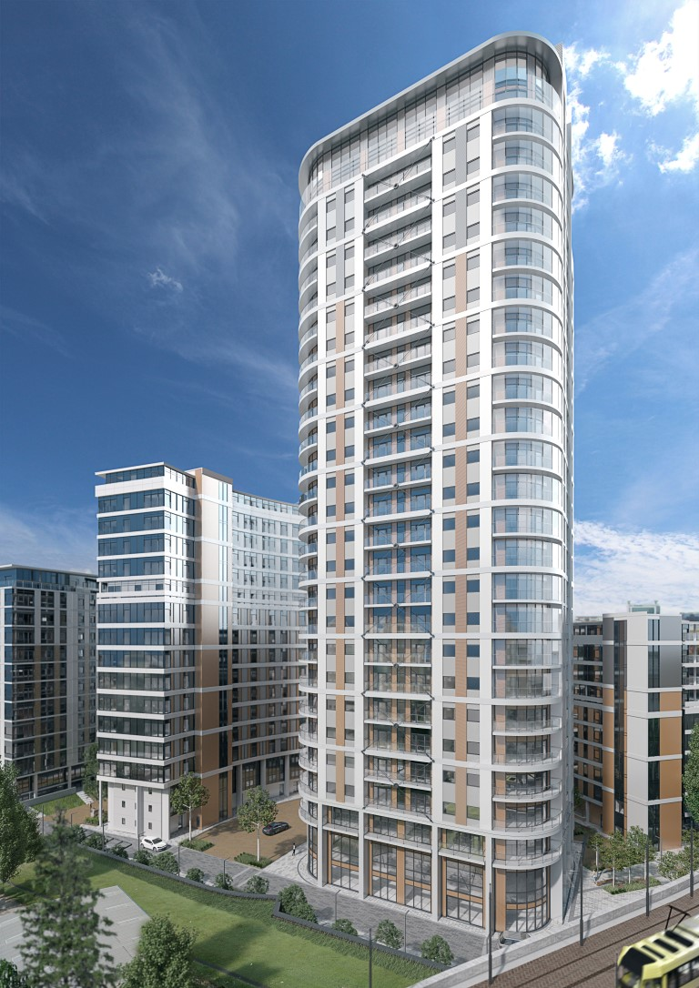 Chartbury - Northill Apartments, Manchester