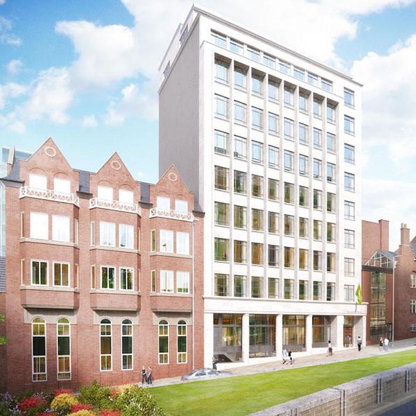 Apartments In Birmingham: Devonshire House, Birmingham