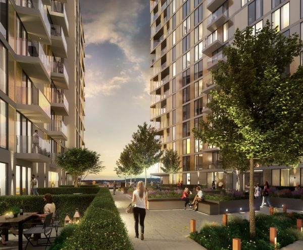 X1 Chatham Waters is our latest high end residential development situated in the South East of London